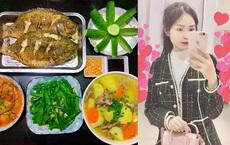 Về quê tránh dịch bệnh, cô gái nấu toàn món ngon đãi bố mẹ khiến các chàng xin được làm rể