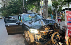 Bắt giam tài xế ô tô dương tính ma tuý tông xe máy xe khiến tài xế Grab tử vong, nữ tiếp viên hàng không bị thương nặng