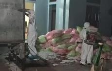 600 kg khẩu trang đã sử dụng được cất giấu trong ngôi nhà ở Hà Nội, cảnh sát đang làm rõ ý đồ kì lạ này