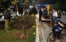 Chạy xe máy tốc độ cao, đâm vào bụi cây phân cách, người đàn ông tử vong thương tâm