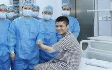8 tiếng cân não thực hiện ca ghép chi thế giới chưa từng làm của BV Trung ương Quân đội 108
