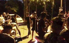 Cảnh sát nổ súng ngăn chặn 2 nhóm thanh niên hỗn chiến ở Sài Gòn