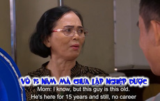 """Con gái tham gia show hẹn hò, mẹ đi theo liên tục chê chàng trai: """"15 năm ở Sài Gòn mà không có công việc ổn định"""""""