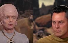 Deepfake 'king hoàng' đưa Jeff Bezos và Elon Musk vào phim Star Trek