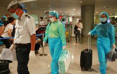 QUY TRÌNH NGHIÊM NGẶT giúp phát hiện 3 người về từ Hàn Quốc có dấu hiệu sốt, được cách ly lập tức khi xuống Tân Sơn Nhất