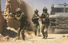 Nga công bố video ghi hình đặc nhiệm dùng súng tiêu diệt khủng bố ở Syria