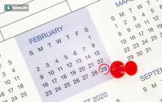 Điều bạn chưa biết về Ngày nhuận: Chỉ 5 triệu người trên thế giới được sinh vào ngày 29/2