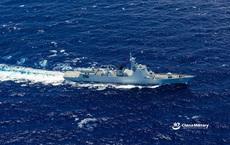 """Hải quân Mỹ tố máy bay trinh sát P-8A bị chiến hạm Quân giải phóng Trung Quốc """"bắn"""" laser"""