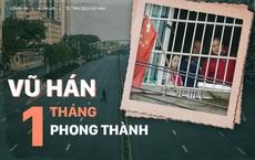 Phỏng vấn người Vũ Hán sau 1 tháng phong thành: Chúng tôi vẫn ổn nhưng không dám ra ngoài, siêu thị thì toàn rau, ít có thịt cá