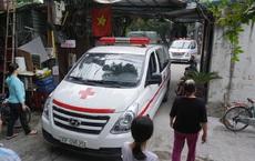 Phát hiện nam thanh niên tử vong trong căn nhà mới thuê, 20 cán bộ ở Hà Nội phải theo dõi cách ly