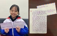 Nội dung thư bé gái lớp 4 gửi Thủ tướng xin góp hơn 3 triệu tiền mừng tuổi mua khẩu trang chống dịch