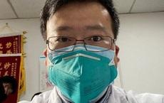Bác sĩ từng đưa ra cảnh báo sớm về virus corona tại Vũ Hán đang trong tình trạng nguy kịch