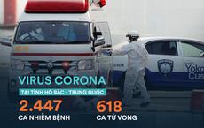 TQ ghi nhận 636 người tử vong; thêm 41 hành khách trên du thuyền bị cách ly của Nhật nhiễm virus
