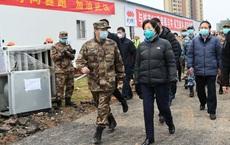 """Phó thủ tướng Trung Quốc 3 lần nhấn mạnh """"thời chiến"""" để chỉ đạo Vũ Hán chống dịch"""