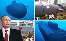 """Báo TQ: Ngư lôi Poseidon Nga là """"bóng ma biển sâu"""", có thể đặt dấu chấm hết cho Thế chiến 3"""