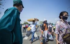 TP HCM đề xuất xử phạt hành chính việc không đeo khẩu trang nơi công cộng