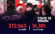 Myanmar ghi nhận 2 ca nhiễm COVID-19 đầu tiên; số ca tử vong do virus corona tại Italy gần gấp đôi TQ