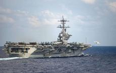 Ba thủy thủ trên tàu sân bay USS Theodore Roosevelt xét nghiệm dương tính với Covid-19