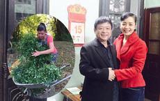 Cơ ngơi rộng 1.000 m2 của NSƯT Chiều Xuân cùng ông xã lớn hơn 11 tuổi