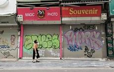 Trung tâm Hà Nội vắng lặng khi hàng loạt quán cà phê, hàng ăn đồng loạt đóng cửa
