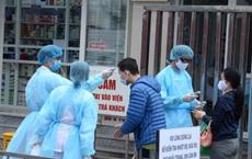 Bộ Y tế công bố thêm 6 ca nhiễm Covid-19 mới, 2 người là nhân viên cung cấp nước sôi tại BV Bạch Mai