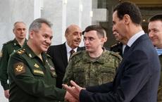 """Bất ngờ tới Syria cùng Su-35, Bộ trưởng Shoigu mang thông điệp """"sắt đá"""" của Tổng thống Putin gửi tới Thổ Nhĩ Kỳ?"""
