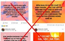 """Bộ Công an làm rõ """"KOL Đ.N.Q"""" đăng hàng trăm thông tin thất thiệt về dịch Covid-19 trên Facebook"""