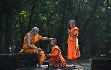 Học kém nên phải rời chùa, trước khi về, chú tiểu hỏi thầy 1 câu và kinh ngạc trước đáp án