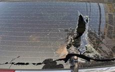 Truy bắt nhóm thanh niên đập phá nhiều xe ô tô, xe tải ở Vũng Tàu