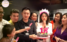 """Ngọc Thanh Tâm được tổ chức sinh nhật trên du thuyền khổng lồ, to """"như trung tâm thương mại"""""""