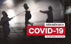 [CẬP NHẬT dịch Covid-19 ngày 30/3] Việt Nam ghi nhận 203 ca Covid-19; Tổng Bí thư, Chủ tịch nước: Chung sức, đồng lòng chiến thắng đại dịch