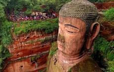 Bí mật của bức tượng Phật bằng đá cao nhất thế giới: Nghìn năm vẫn trụ vững trước mưa lũ, vì sao?