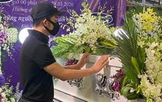 Đồng nghiệp buồn bã, bật khóc gửi lời tiễn biệt Mai Phương lần cuối