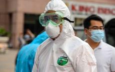 Thêm 1 người tới khám tại Bệnh viện Bạch Mai nhiễm Covid-19, số ca mắc tại Việt Nam lên 218 người