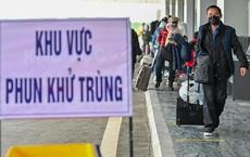 [Hỏa Tốc] Dừng chở khách quốc tế tới Việt Nam từ 0h ngày 1/4 đến hết 15/4 phòng Covid-19