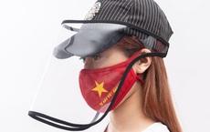 """Khẩu trang vải """"Tự hào Việt Nam"""", khẩu trang cà phê hút khách trong dịch Covid-19"""