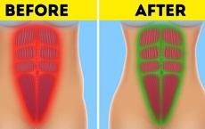 5 bài tập dành cho người lười: Giảm cân nhanh chóng, thon gọn quanh eo và đốt cháy mỡ bụng