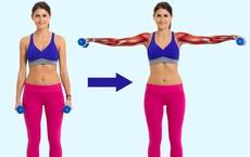Bạn đã ngồi quá nhiều, hãy tập ngay 6 bài tập này để cơ thể thay đổi toàn diện sau 1 tháng