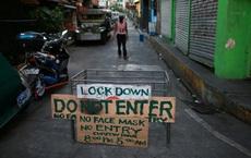Philippines căng thẳng vì COVID-19, TT Duterte cho phép cảnh sát, quân đội bắn hạ người chống lệnh phong tỏa