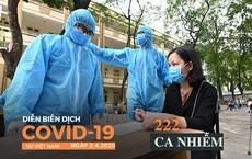 Cập nhật dịch Covid-19 ngày 2/4: Bộ Y tế yêu cầu dừng toàn bộ dịch vụ của cty Trường Sinh; Hưng Yên cách ly hơn 1.400 dân khi ca bệnh 219 là người trong thôn