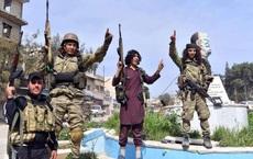 """Chiến sự Syria: Bất ngờ nhận """"bão đạn"""", quân đội Syria quyết liệt hạ gục hàng loạt đòn dội lửa của chiến đấu cơ Israel"""