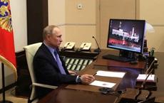 Điện Kremlin trả lời về tình hình sức khỏe của TT Putin sau khi ông tiếp xúc với bác sĩ mắc COVID-19