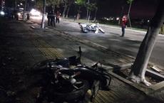 Vụ 2 chiến sĩ Công an hy sinh khi truy bắt nhóm đua xe: GĐ CA trắng đêm chỉ đạo điều tra, đã tạm giữ 8 đối tượng