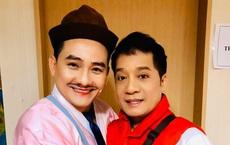 Nghệ sĩ Minh Nhí: Những ngày cuối đời, Anh Vũ hay chạy qua sân khấu tôi tâm sự và khóc