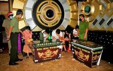 Quán karaoke mở cửa bất chấp lệnh cấm vì Covid-19, 11 nam nữ tổ chức sử dụng ma tuý