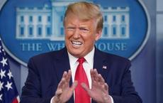 """Ông Trump lên Twitter chỉ trích WHO """"ăn tiền Mỹ nhưng hướng về Trung Quốc"""" và cho lời khuyên sai về COVID-19"""
