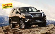 Toyota Fortuner sắp ra mắt phiên bản đặc biệt, có thêm nhiều tính năng