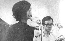 """Khánh Ly: Ông Trịnh Công Sơn giận lắm, bảo tôi """"anh không muốn gặp người điên"""""""