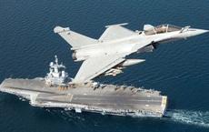 NÓNG: Tàu sân bay Charles de Gaulle của Pháp bị đe dọa nghiêm trọng, cấp tốc rời vùng Vịnh