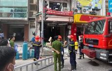 Hà Nội: Nổ bình gas tại quán gà rán giữa phố cổ khiến 3 người nhập viện, nhiều người hoảng loạn